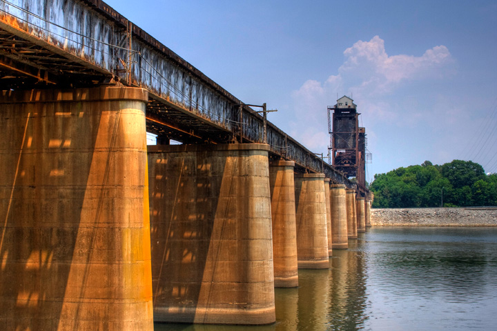 Chattanooga Dam HDR