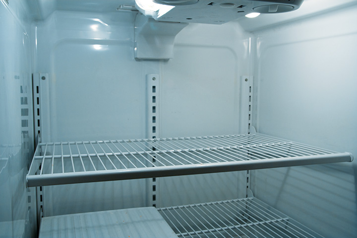 Empty Fridges
