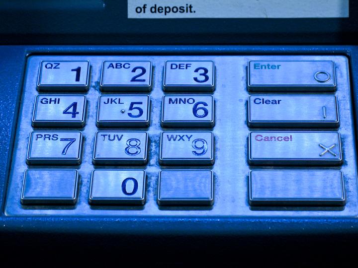 of deposit.