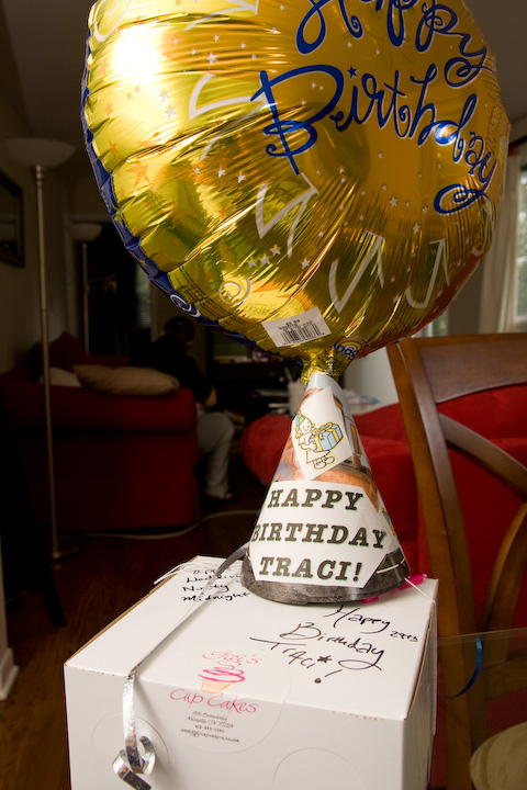 Happy Birthday, Traci