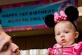 Morgan's First Birthday