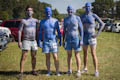 Blue Man Never Nudes