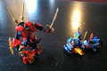 Legobot Swordfight