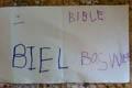 Bible Boswell Biel