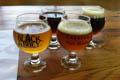Black Abbey Beer Tasting