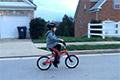 Turner On Two Wheels