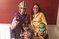 TMNT Family Halloween