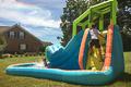 Inflataslide