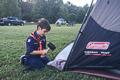 2015 Cub Scout Camping Trip #1