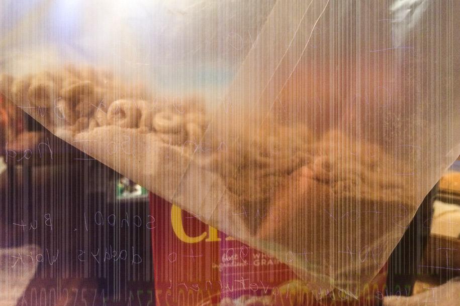 Cheerio Dust