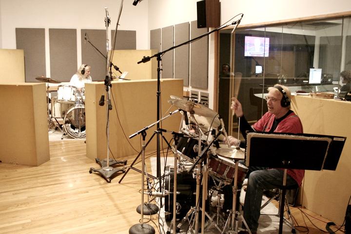 Dual Drums