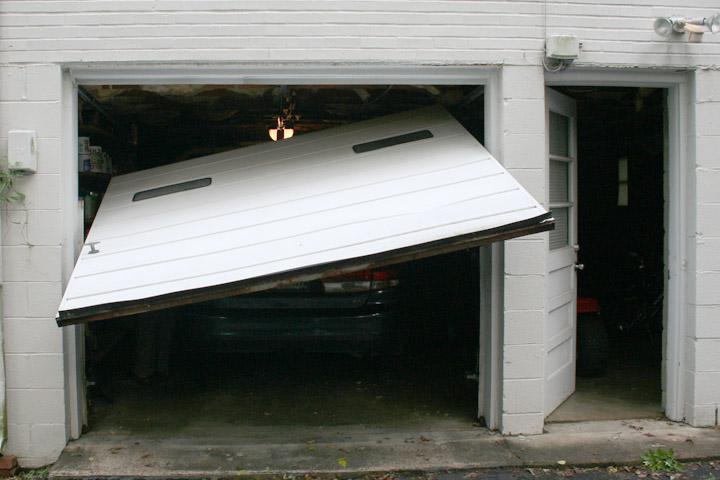 Garage Door Disaster