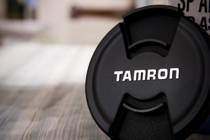 New Tamron Lens