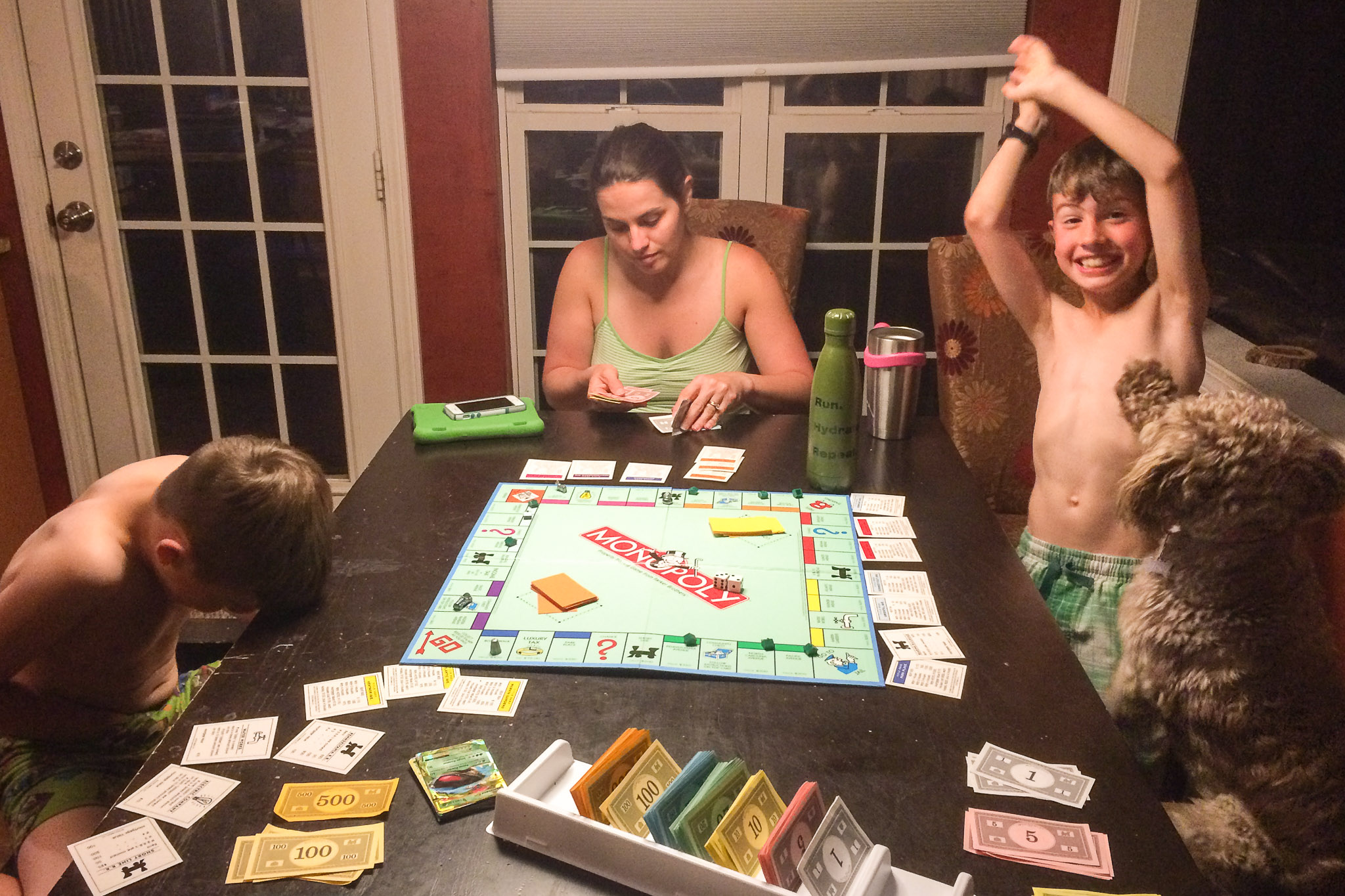 Play Monopoly, They Said. It'll Be Fun, They said.