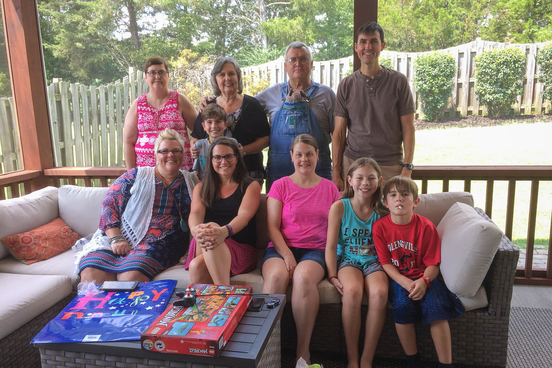 Weston's Family Birthday Party 2017: Let's Talk About Uranus