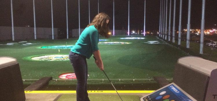 Holiday Party at Top Golf