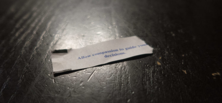 Fortune and Compassion